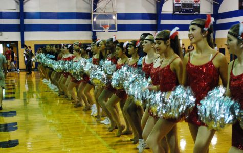 Knights kick off with first pep rally of year