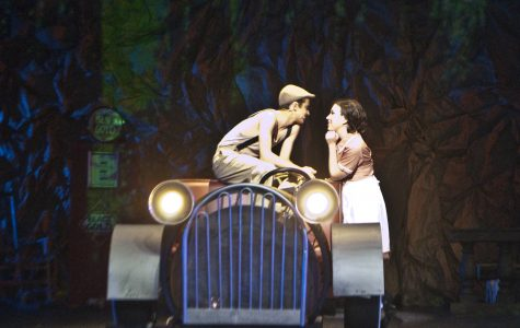 Theater department presents Texas premiere of Bonnie and Clyde