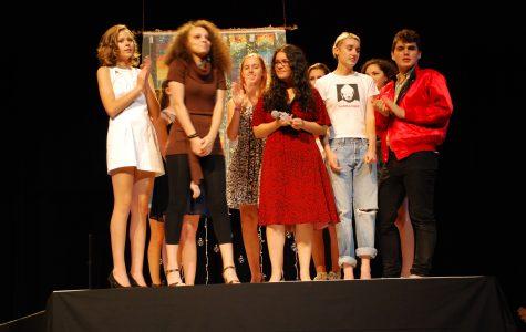 The McCallum fashion club produces their third fashion show, Notions 2.5