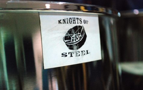 Knights of Steel band steals the night