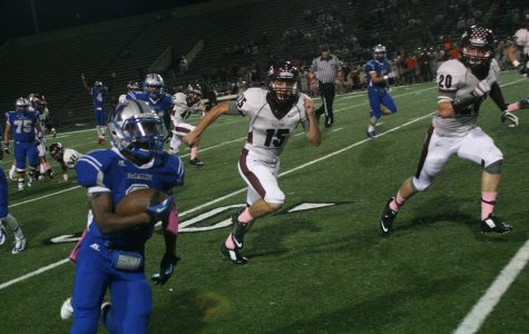 Knights defeat Bastrop 40-38 in close contest