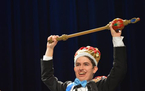 Jordan Wolleben is Mr. McCallum 2016