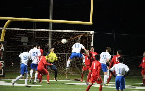 Knights take down first place Travis Rebels