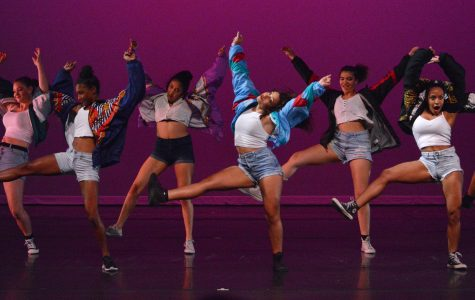 Dance majors unleash final show
