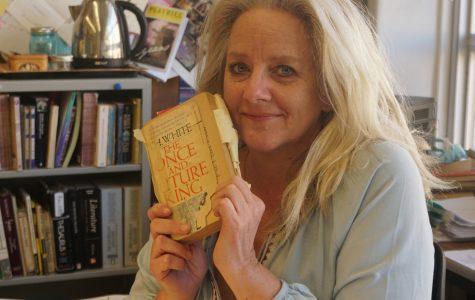 English Teachers' Favorite Books: Mrs. Adamson