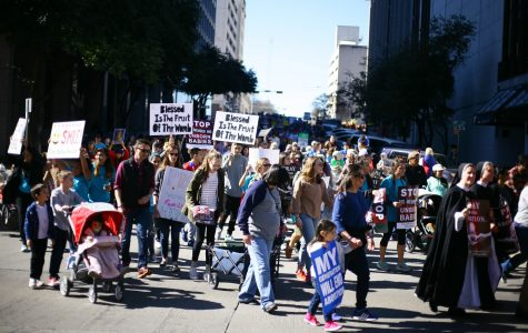 Thousands attend Texas Rally for Life