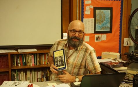 English Teachers' Favorite Books: Mr. Watterson