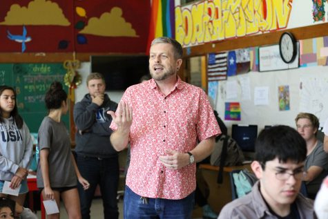 Faculty votes Northcutt Teacher of the Year