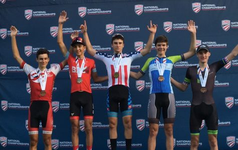 Meet Mac's national cycling champion, Eli Husted