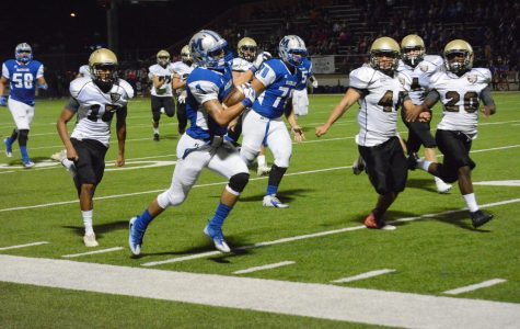 Knights cruise past Crockett to get to 8-0