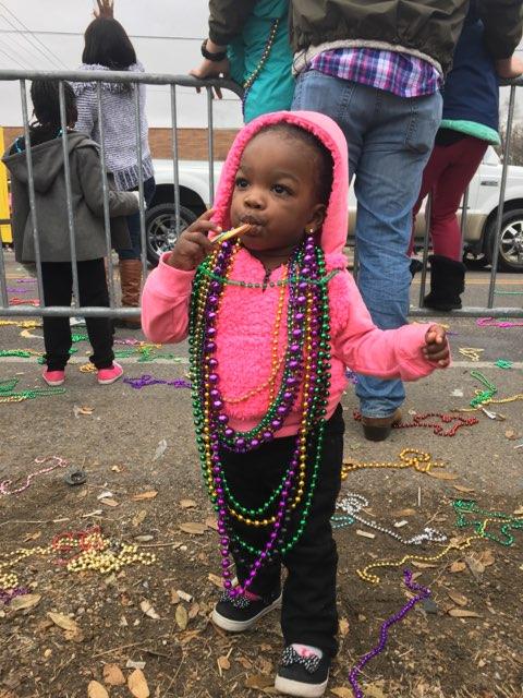 The Princess of the Parade