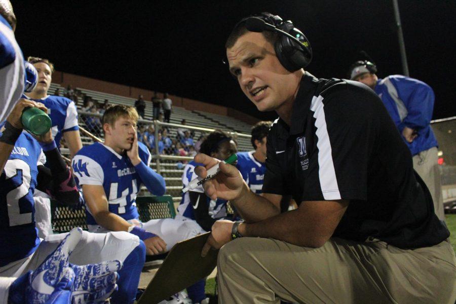 Coach G named head coach, AD