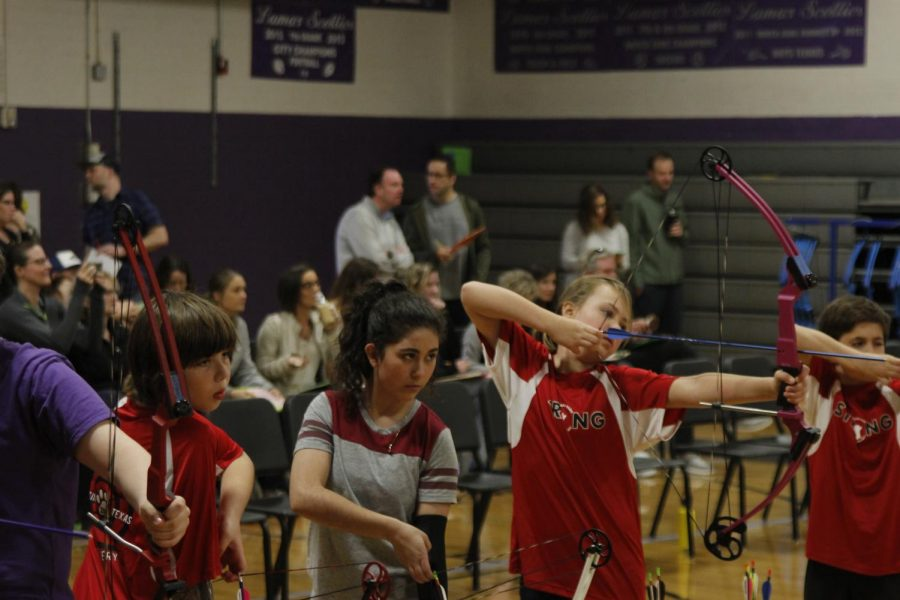 Freshman archer aims for nationals