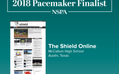 Shield named 2018 Pacemaker Award finalist