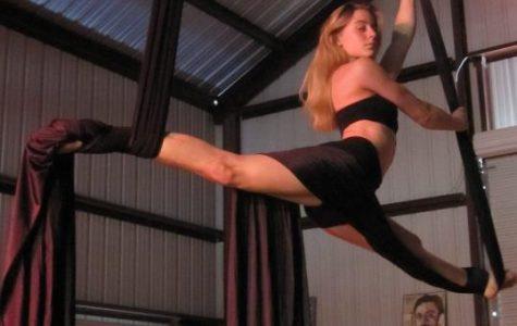 Senior plans to go to a circus school next year