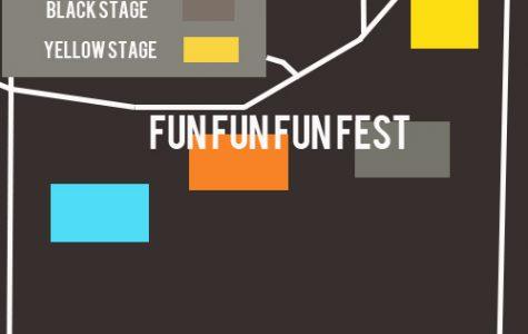 Students discuss their experience at Fun Fun Fun Fest