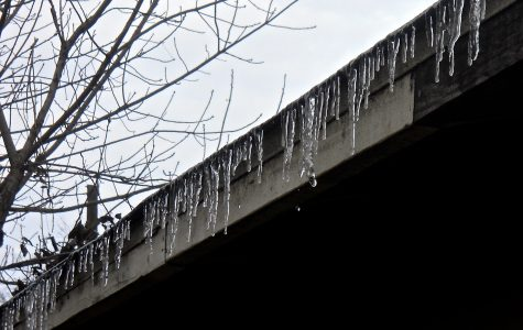 Update: Classes cancelled for ice Tuesday, Jan. 28