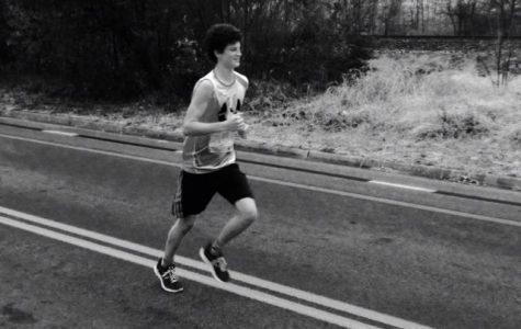 26.2 miles under his feet