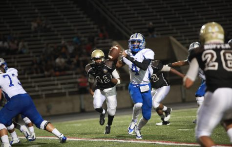 McCallum football plays district opener Friday against Crockett