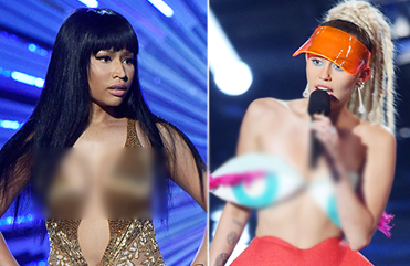What was the real problem with the 2015 VMAs incident?