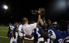 Knights ambush Trojans to reclaim Taco Shack trophy