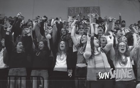 Knight staff earns NSPA All-American rating