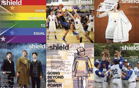 Shield staff nabs 8 Gold Circle Awards