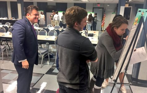 Cruz calls upon AISD high school students to envision their ideal learning spaces