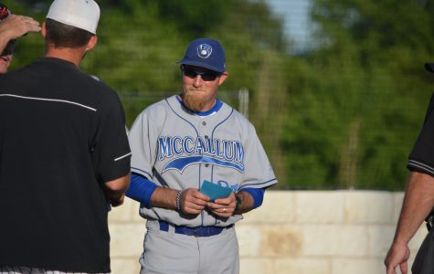 Houston leaves McCallum for Burnet coaching job