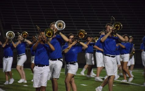 Band plays at annual jamboree