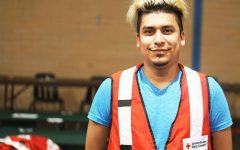 Red Cross volunteer tells his story about Harvey