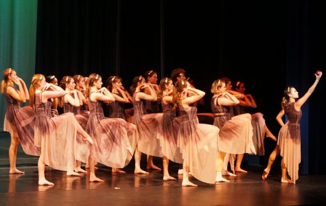 Fall dance concert blends tradition, innovation