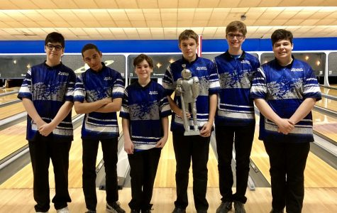 Bowling team shuts out Anderson to go 2-0