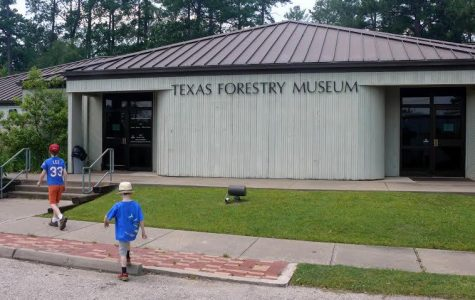 Rhodes Traveled: East Texas