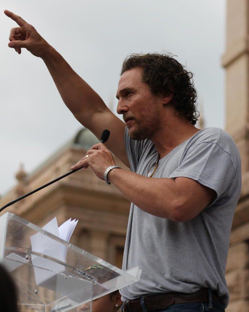 Actor and activist