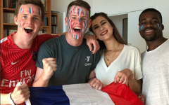 France's World Cup win has former Knights celebrating