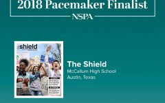 Shield captures two top national honors