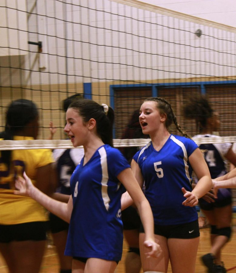 B team triumph