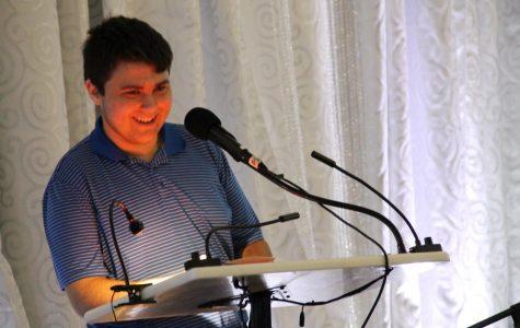 VSA honors Mac junior