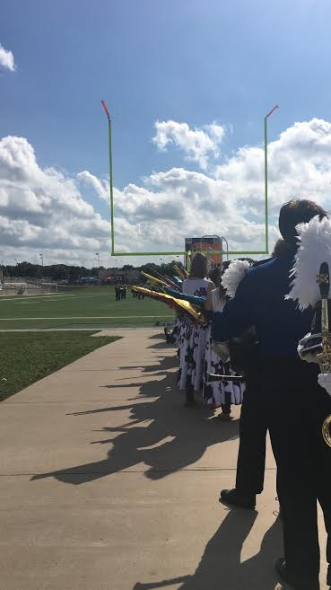 Texas Marching Classic, Kelly Reeves Athletic Complex, Oct. 13