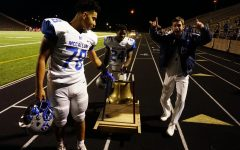 Knights defeat Rebels in one-sided Battle of the Bell
