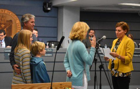 Cruz, Board of Trustees welcome new members