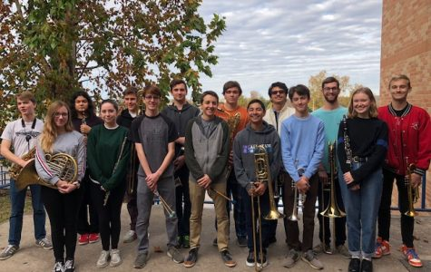 Band sets new standard at TMEA auditions
