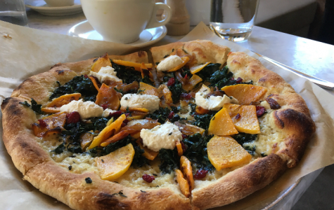 True Foods Kitchen- Butternut Squash Pizza