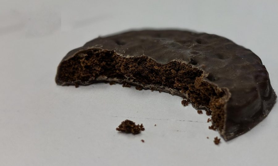 The only way to make a Thin Mint last a long time is to take a picture of it before it's eaten.