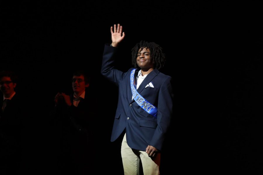 MR.+MAC%3A+Gabe+Williams+waves+to+the+crowd+as+he+is+announced+the+winner+of+the+Mr.+McCallum+pageant.+In+second+place+was+Robert+Gossard+and+Luke+Thiessen+took+the+title+of+Mr.+Congeniality.