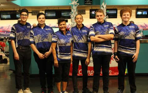 In the inaugural episode of the Spoken Word podcast, the boys varsity bowling team prepares for state