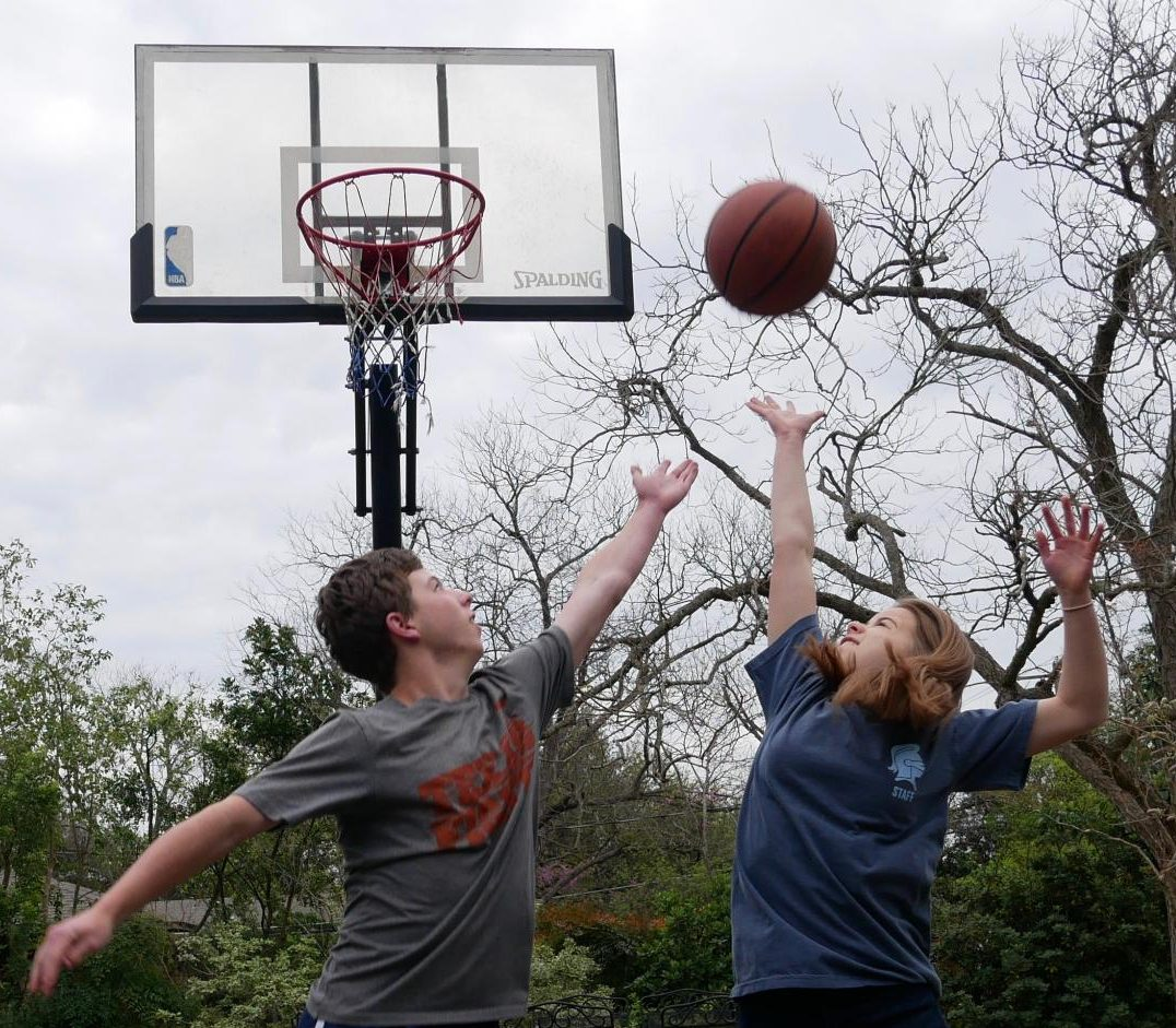 A new competition in a long history of sibling rivalry has taken over the Tibbetts' household.