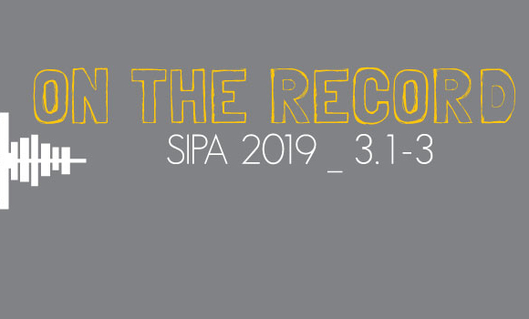 The Southern Interscholastic Press Association annual convention was held last weekend at the University of South Carolina in Columbia.
