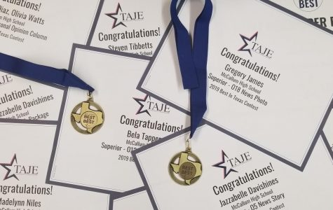 Shield captures 124 Tops in Texas newspaper awards